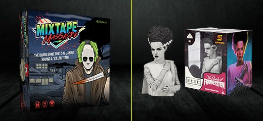 The Ultimate Horror Holiday Gift Guide for 2020, Krampuskarten, Ichabod's Last Meal, And More!