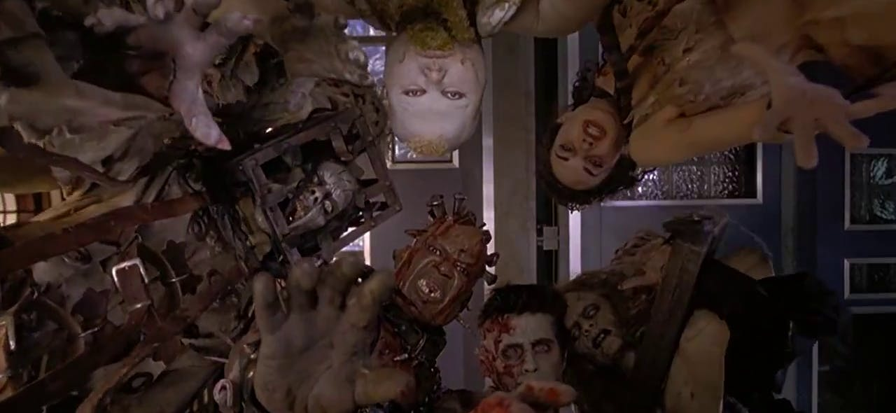 Exceptions to the Rule: The Beautiful Bombast of THIR13EN GHOSTS