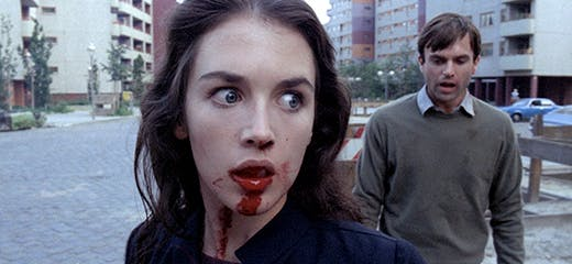 POSSESSION, SUSPIRIA, and the Berlin Wall, the Evolution of Terror, And More!