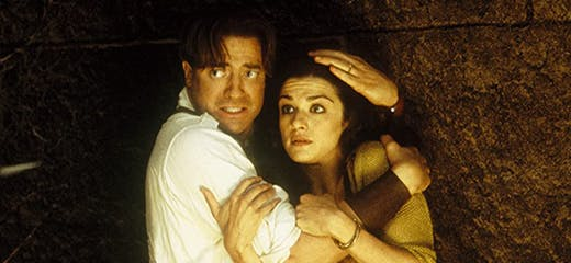 THE MUMMY RETURNS And Joyful Horror, SCOOBY-DOO, Clive Barker, And More