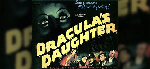 DRACULA'S DAUGHTER and Lesbian Erasure, Stephen King, Clowns, And More