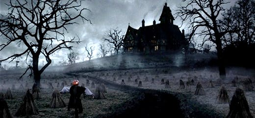 Revisiting Tim Burton's SLEEPY HOLLOW And MORE!