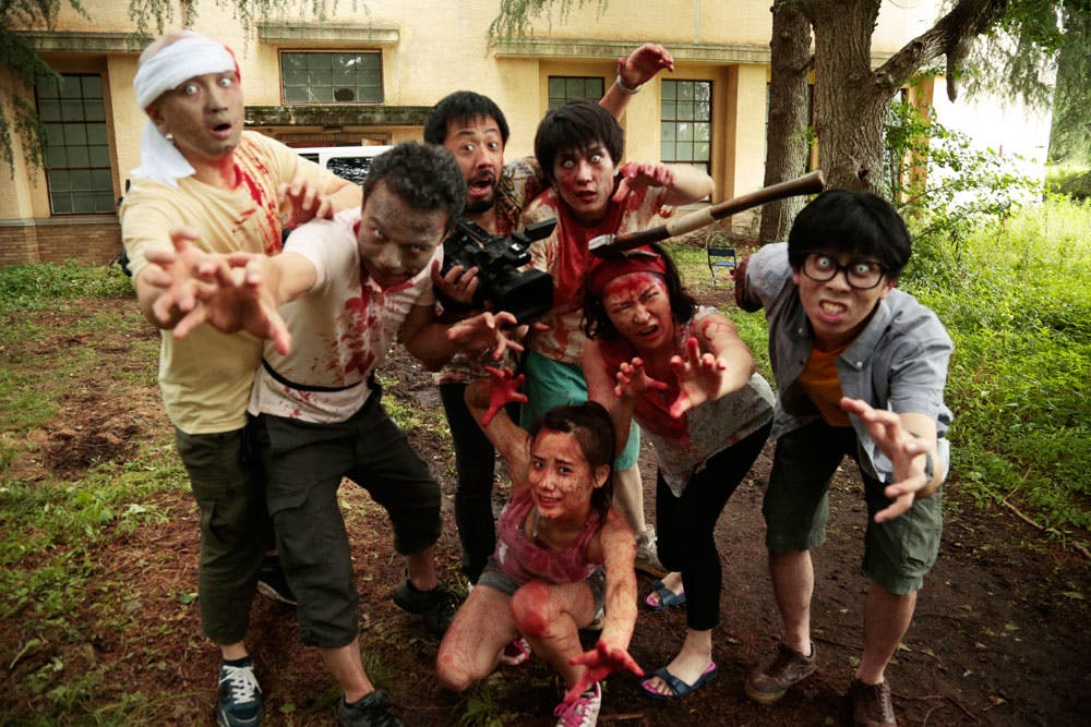 Japanese Mega-Hit ONE CUT OF THE DEAD Heads to Shudder