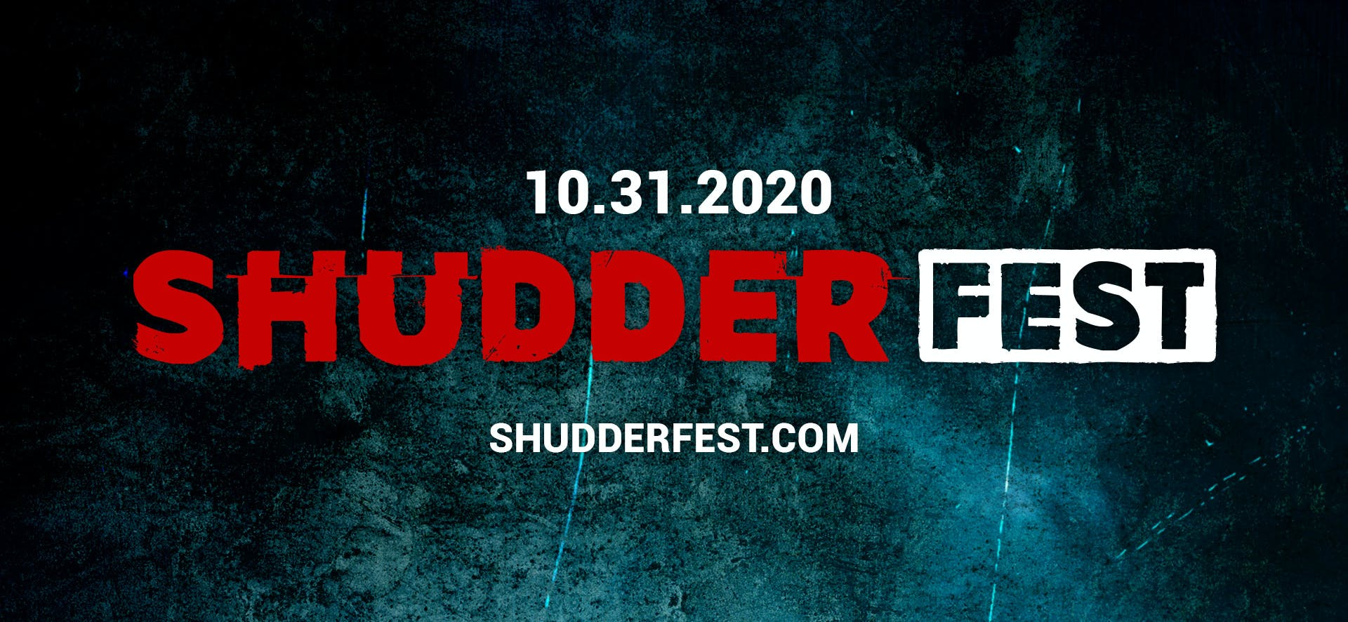 Join Us For ShudderFest This Saturday, October 31st