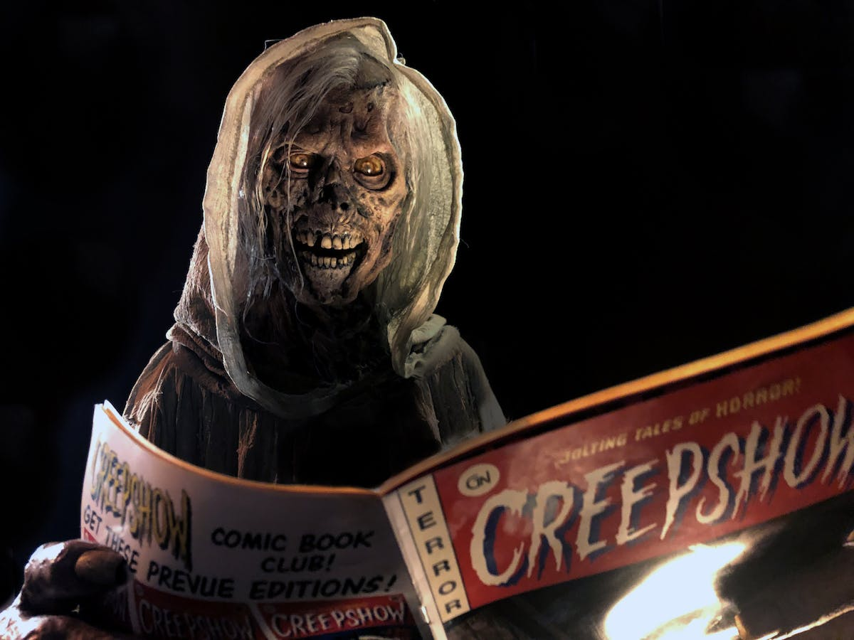 It's Beginning to Look a Lot Like CREEPSHOW