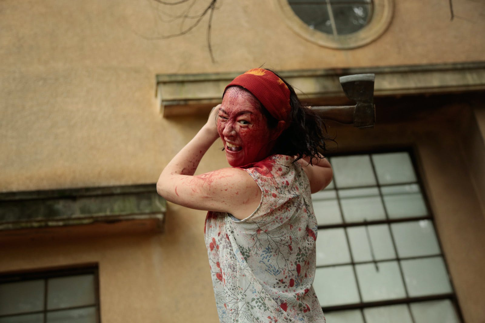 Hit Zombie Comedy ONE CUT OF THE DEAD in Theaters Now