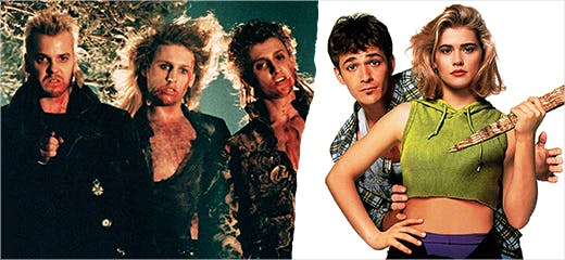 BUFFY, THE LOST BOYS, What Scares NEIL GAIMAN, and More!