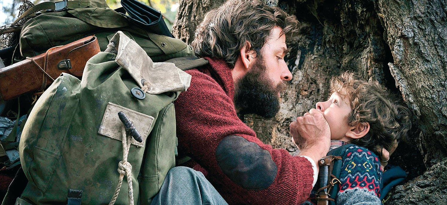 A Quiet Place Roars into Theaters, and More!